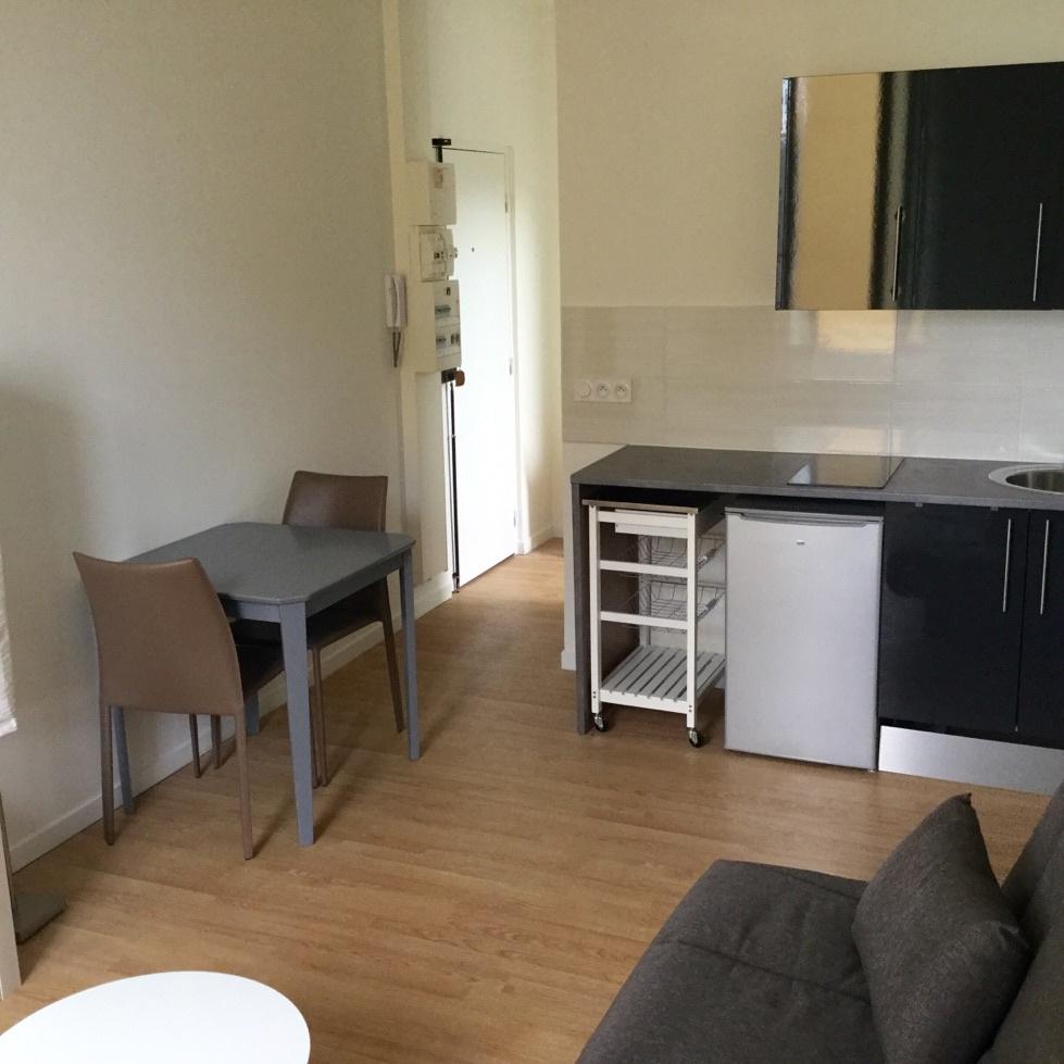 location studio meuble lyon 7eme. Black Bedroom Furniture Sets. Home Design Ideas